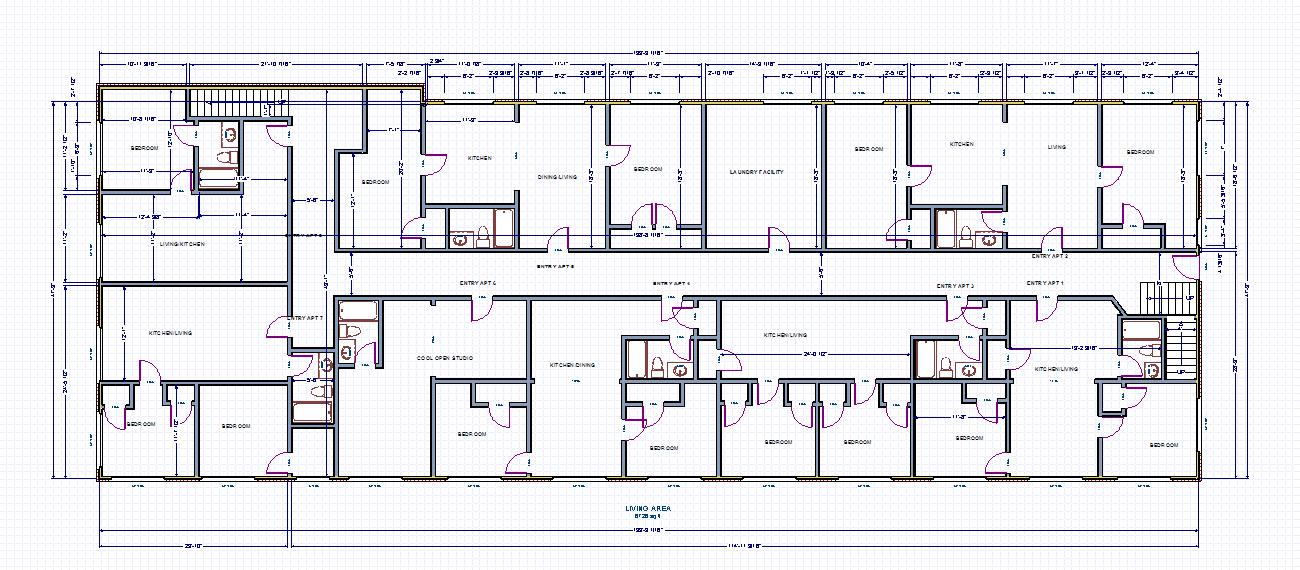 Plan For Apartment Theapartment